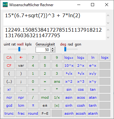 SuperPreciseMath